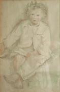 Franco Resecco - Rinaldo con pigiama bianco