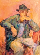Franco Resecco - Renzo con cappello