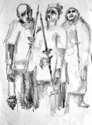 Franco Resecco - Gruppo canto di processione