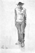 Franco Resecco - Uomo con mani in tasca