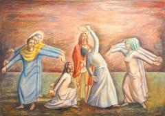 Franco Resecco - Cristo deriso