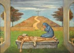 Franco Resecco - Cristo morto