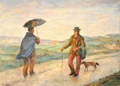Franco Resecco - Giorno di pioggia