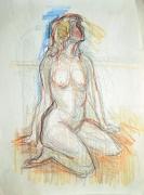 Franco Resecco - Studi di nudo