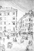 Franco Resecco - Ovada piazza Assunta